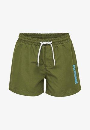 HMLBONDI - Badeshorts - green