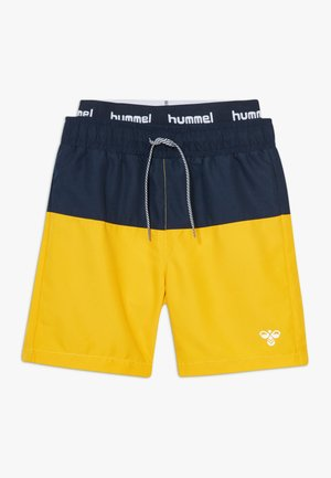 HMLGARNER BOARD - Swimming shorts - golden rod