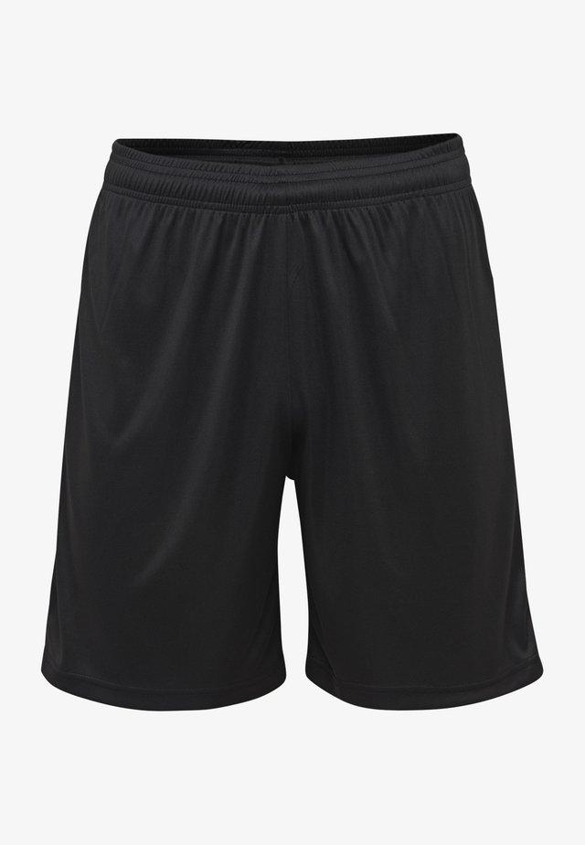 HMLACTIVE  - Korte sportsbukser - black