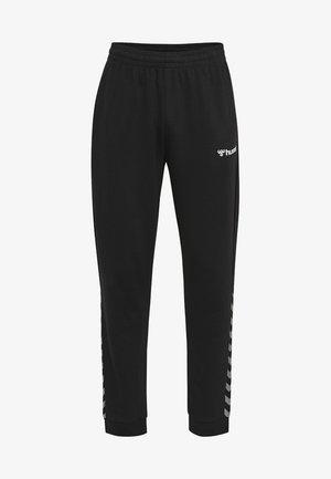 Jogginghose - black/white