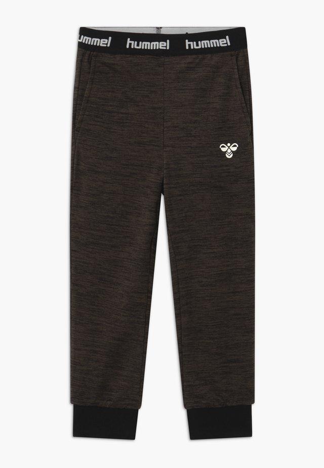 BRANDON - Pantalon de survêtement - black olive