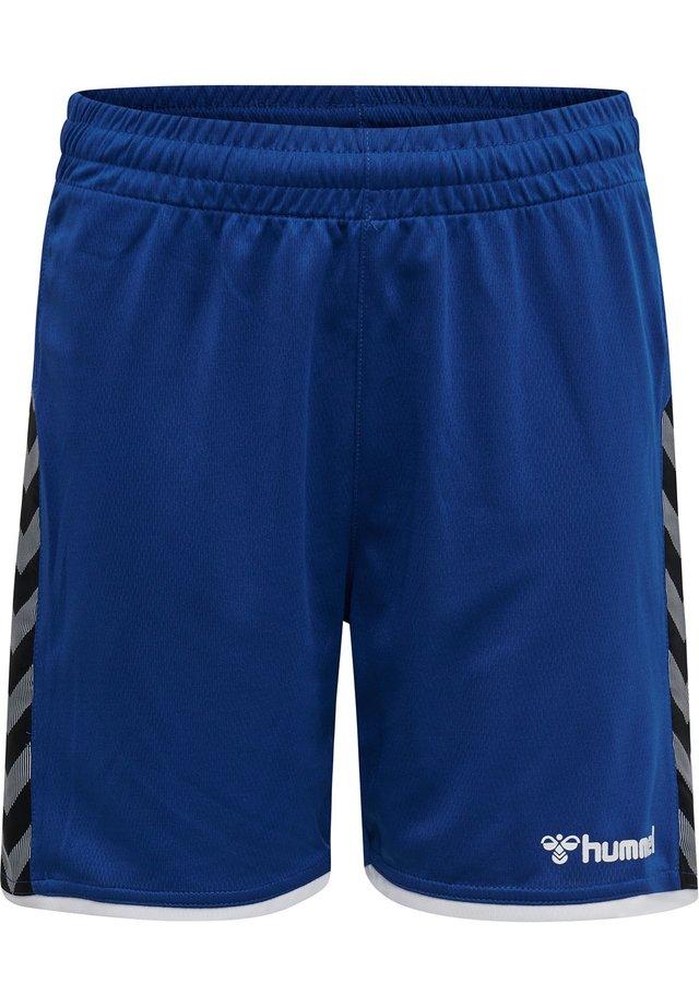 HMLAUTHENTIC  - Korte sportsbukser - true blue