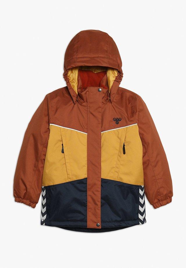 HMLCONRAD JACKET - Winter jacket - sierra