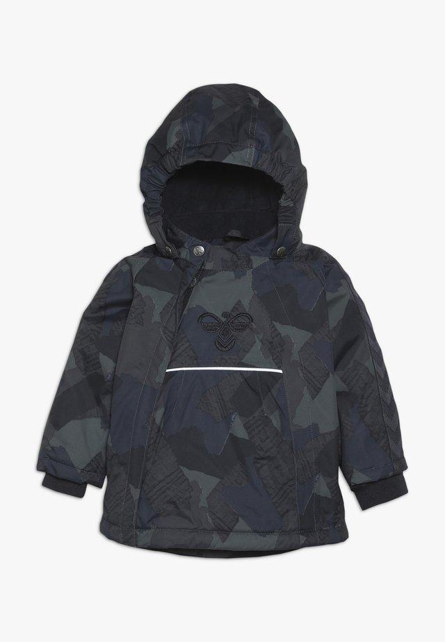 HMLJESSIE JACKET - Winter jacket - dark navy/olive night
