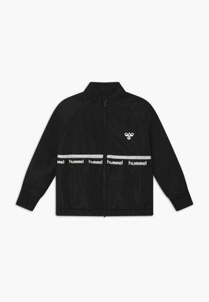 TARP ZIP - Sportovní bunda - black