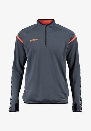 AUTH. CHARGE TRAINING - Sweatshirt - blue-grey