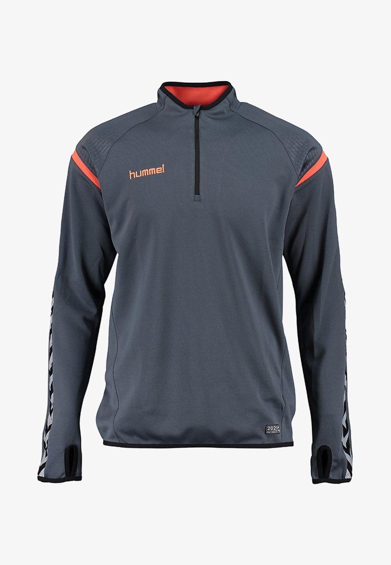 Hummel - AUTH. CHARGE TRAINING - Sweatshirt - blue-grey