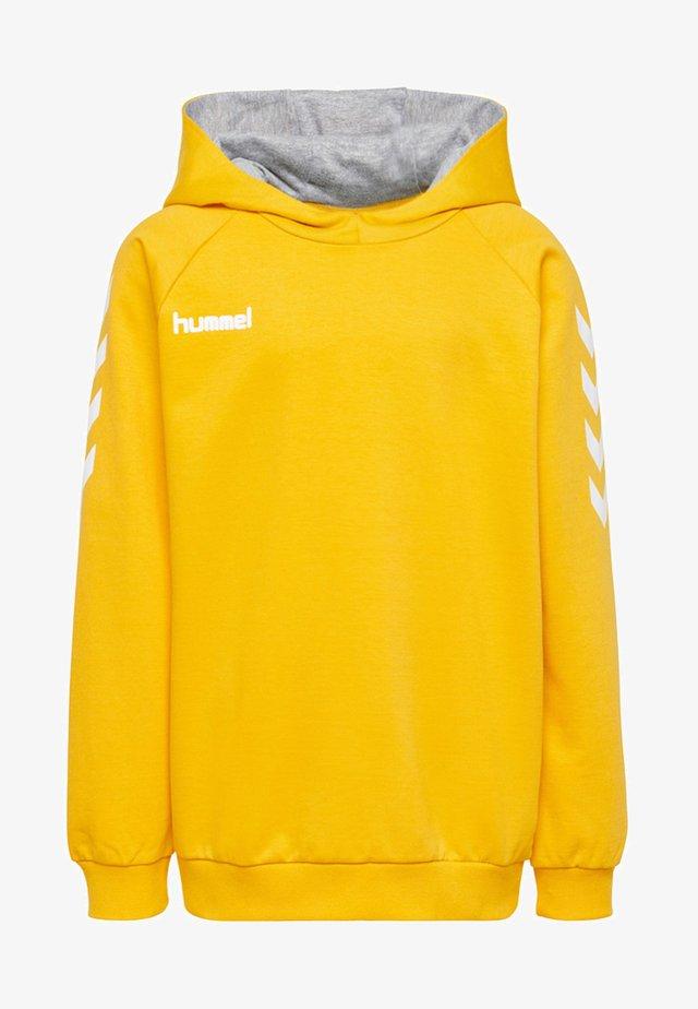 HMLGO  - Hættetrøjer - yellow