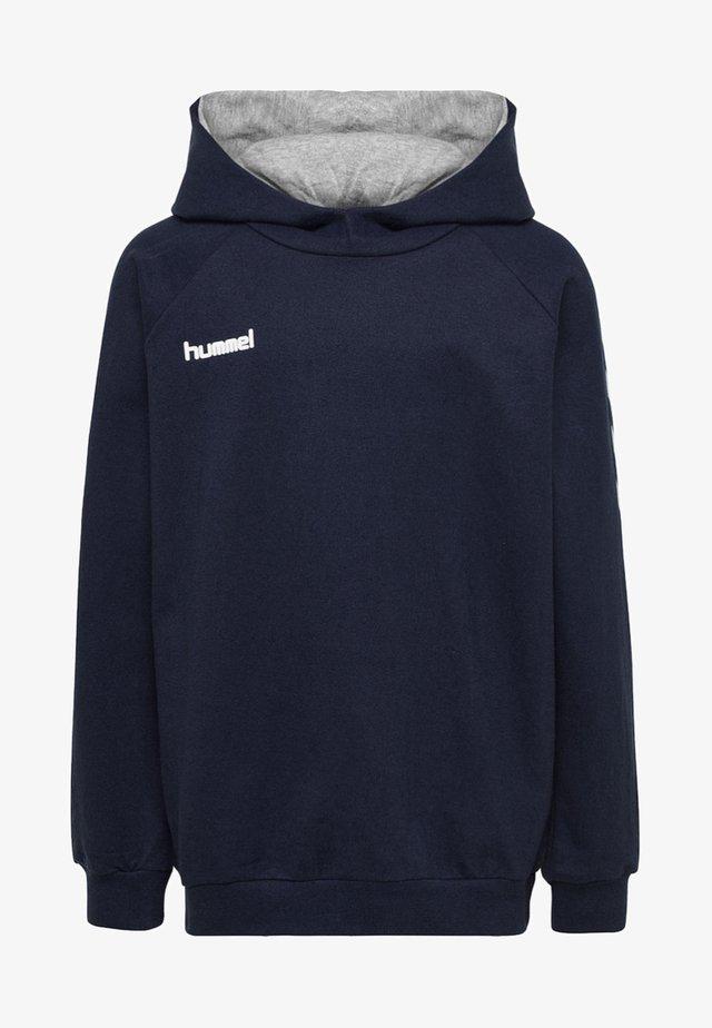 HMLGO  - Hættetrøjer - dark blue