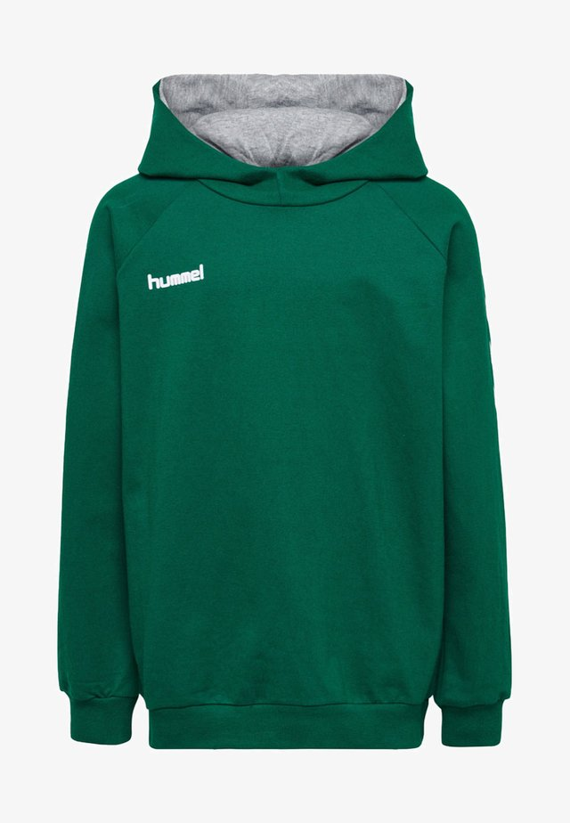 HMLGO  - Hættetrøjer - green