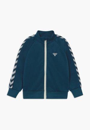 KICK ZIP - Sportovní bunda - majolica blue