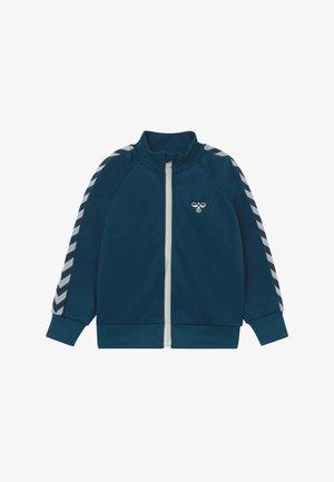 KICK ZIP - Treningsjakke - majolica blue