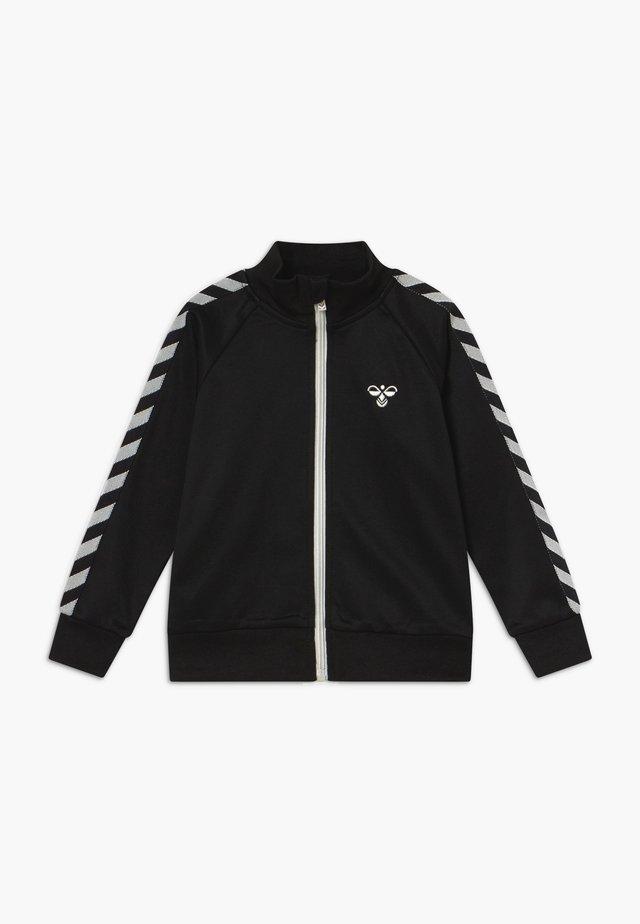 KICK ZIP - Treningsjakke - black