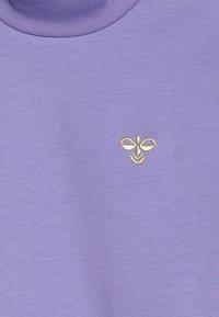 Hummel - NANNI - Sweatshirt - aster purple - 4