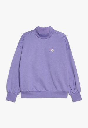 NANNI - Sweatshirt - aster purple