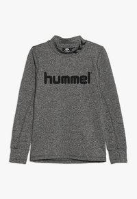 Hummel - HMLASK  - Forro polar - medium melange - 0