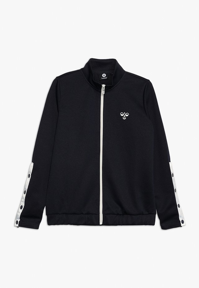 HMLTANJA ZIP JACKET - Training jacket - night sky
