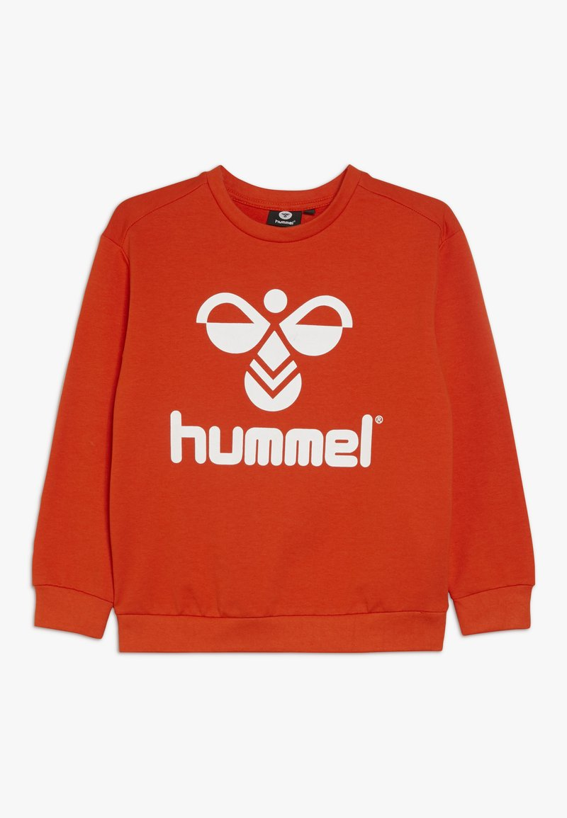 Hummel - Sweatshirt - tangerine tango