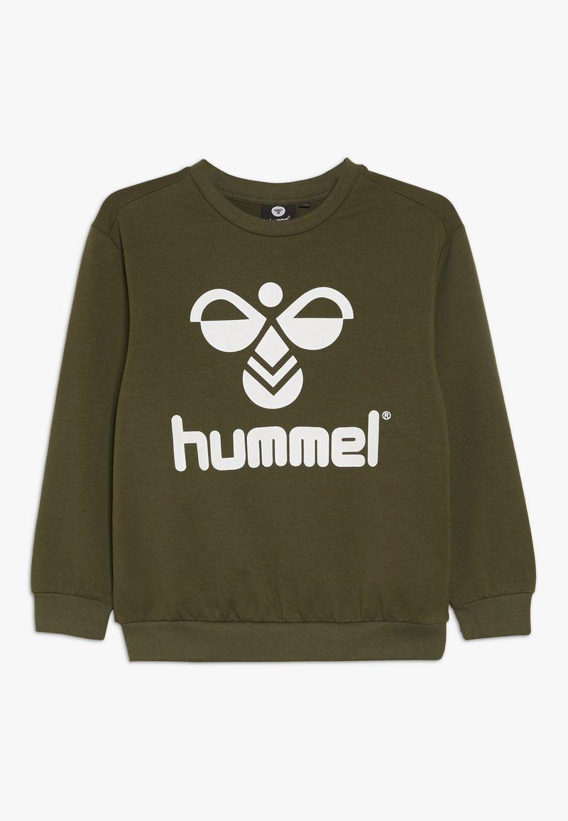 Hummel - Sweatshirt - ivy green
