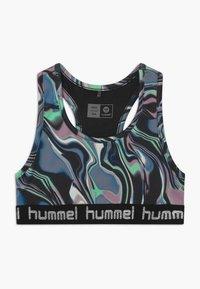 Hummel - MIMMI - Sports bra - green ash - 0