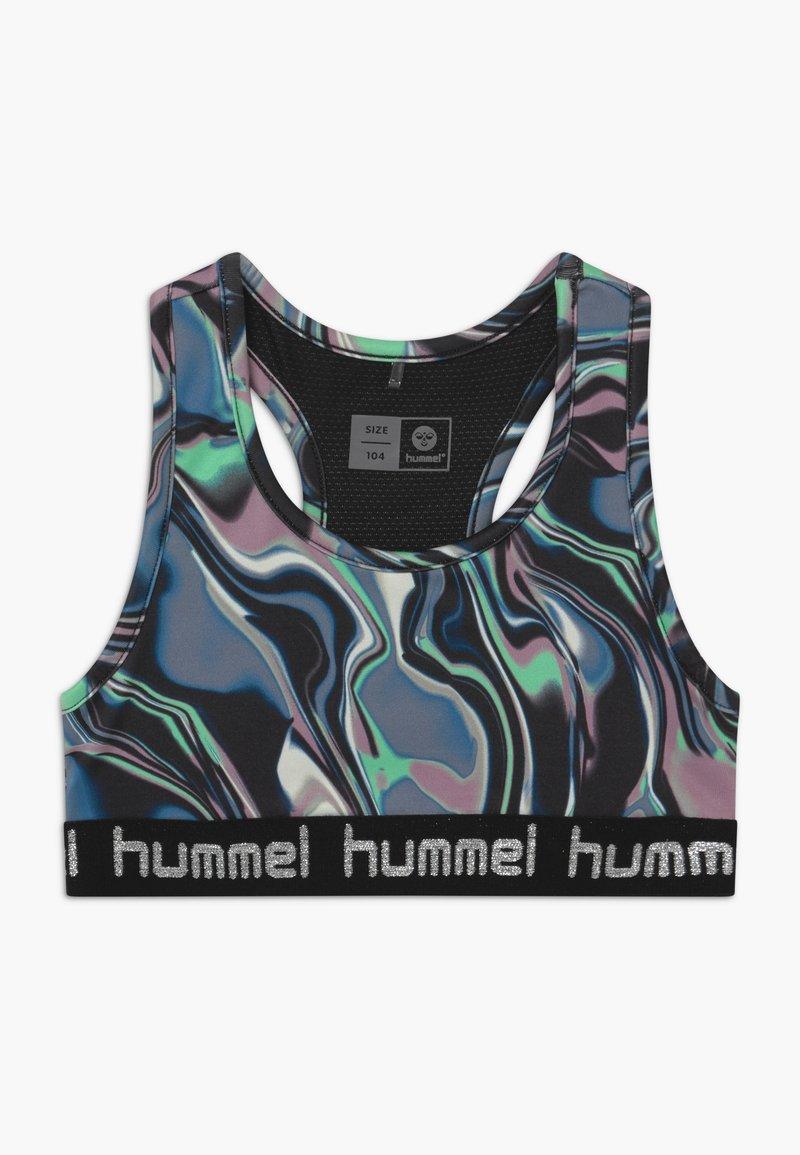Hummel - MIMMI - Sports bra - green ash