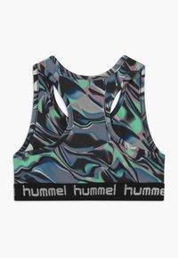 Hummel - MIMMI - Sports bra - green ash - 1