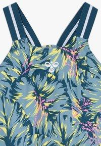 Hummel - ZOEY SWIMSUIT - Swimsuit - majolica blue - 2