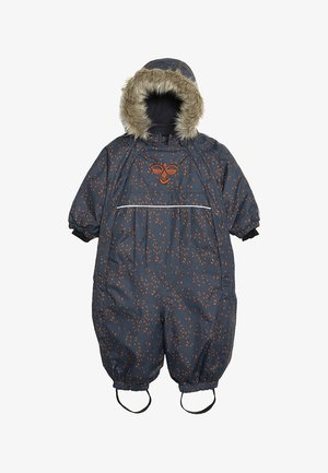 HMLMOON SNOWSUIT - Schneehose - graphite/sierra