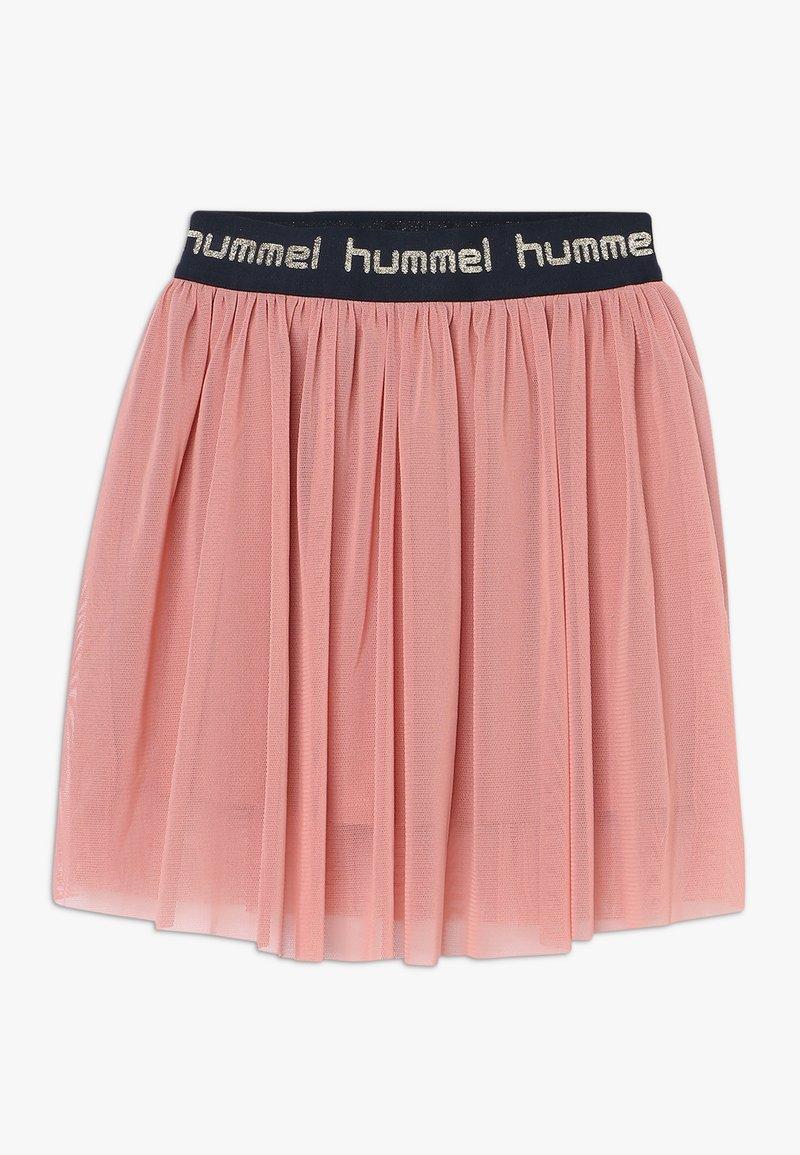 Hummel - HMLTUTU SKIRT - Jupe plissée - ash rose
