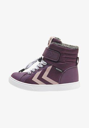 SPLASH  - Winter boots - prune purple