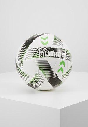 STORM TRAINER - Piłka do piłki nożnej - white/black/green