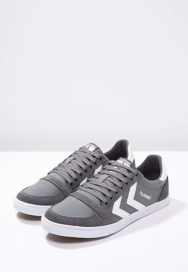 Hummel Slimmer Stadil - Sneakers Castle Rock/white