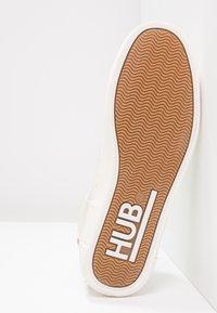 HUB - HOOK - Trainers - lite bone/offwhite - 6