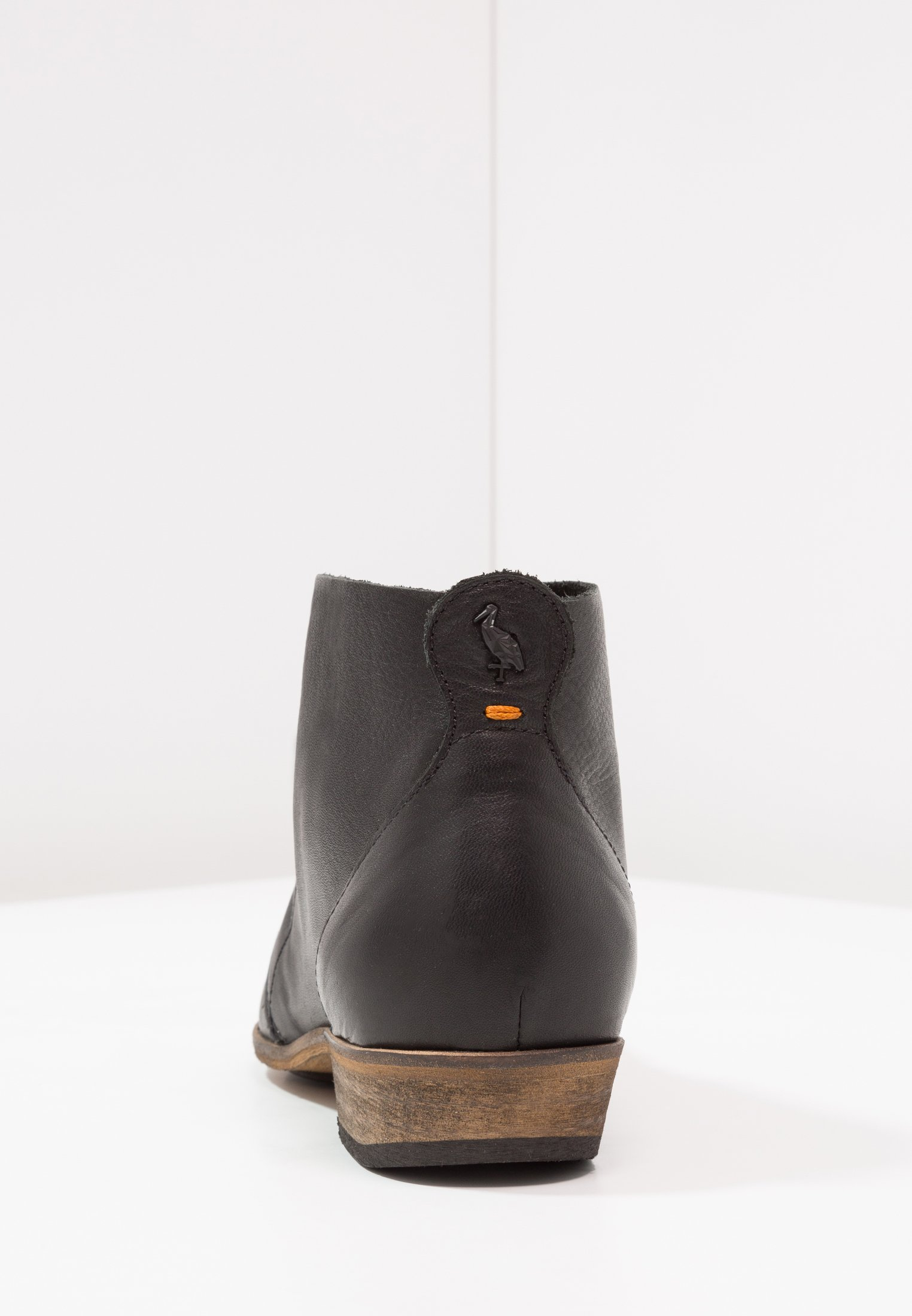Hub Chuckie - Ankelboots Black/natural