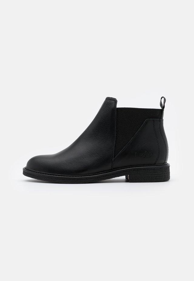 EVORA - Korte laarzen - black