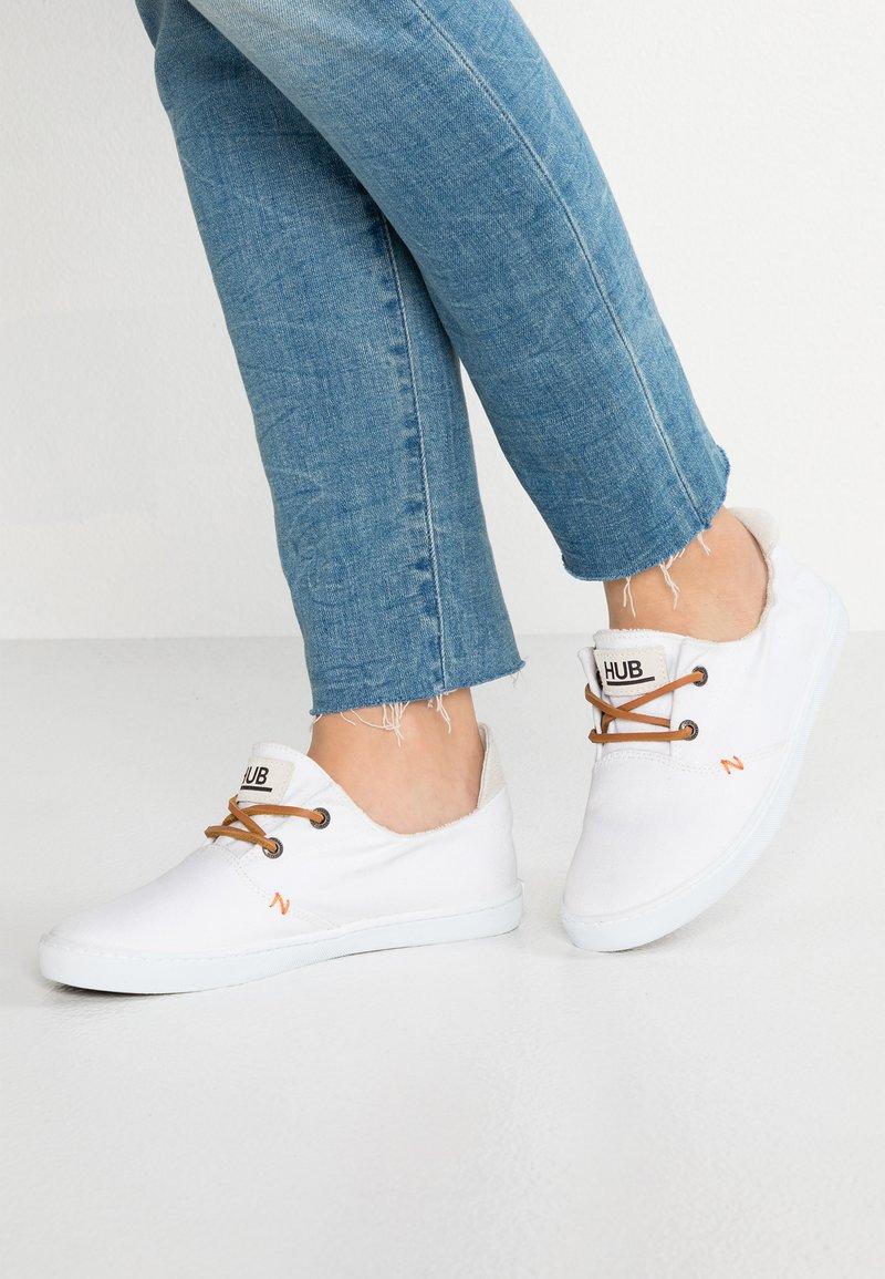 HUB - KYOTO - Sneakers - white