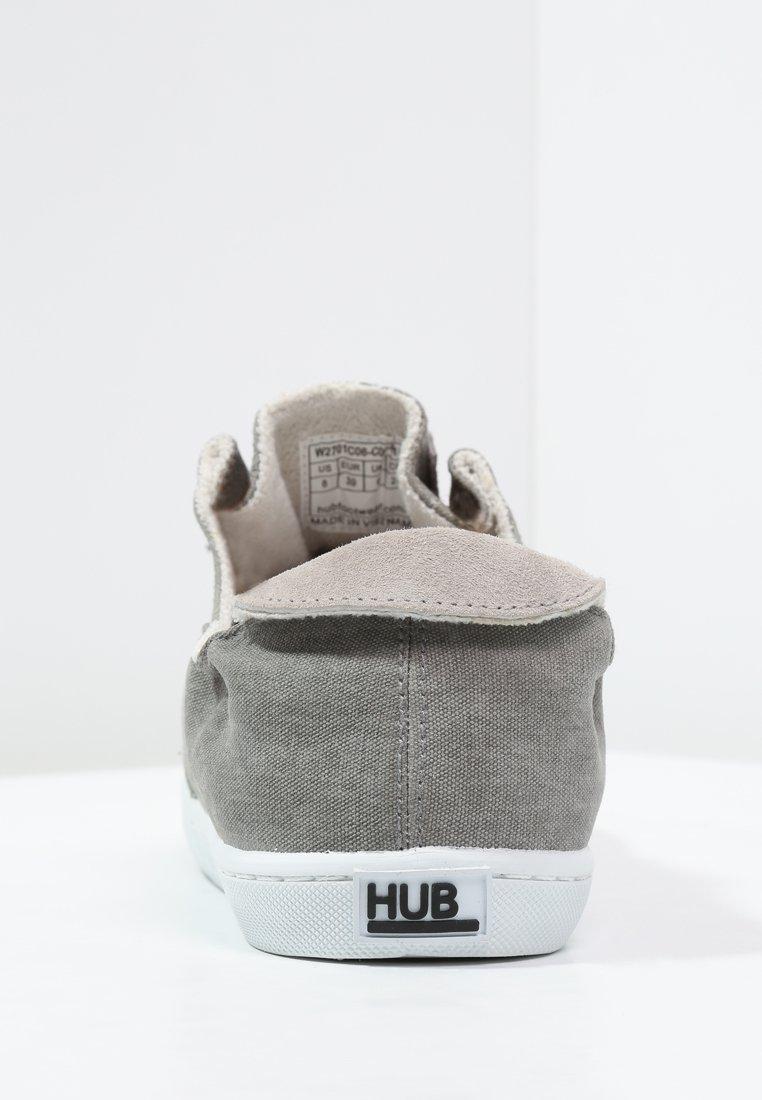 Hub Kyoto - Sneakers Greyish/white
