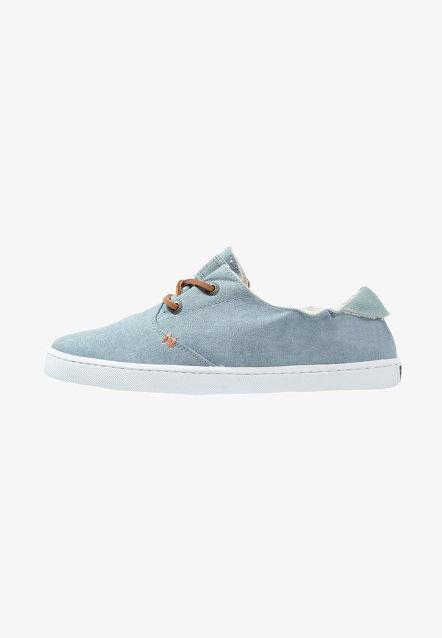 KYOTO - Sneaker low - arona blue/white
