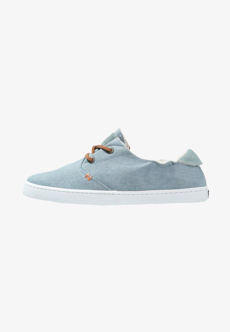 HUB - KYOTO - Trainers - arona blue/white