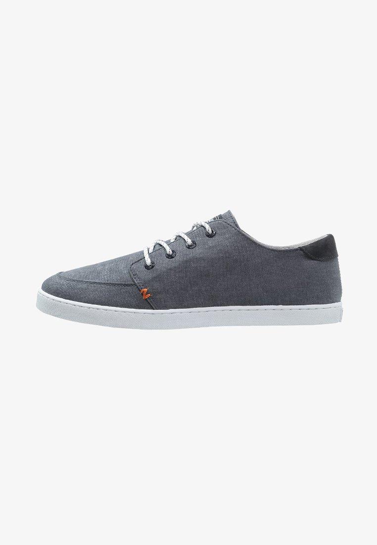 HUB - BOSS - Sneakers - navy/white