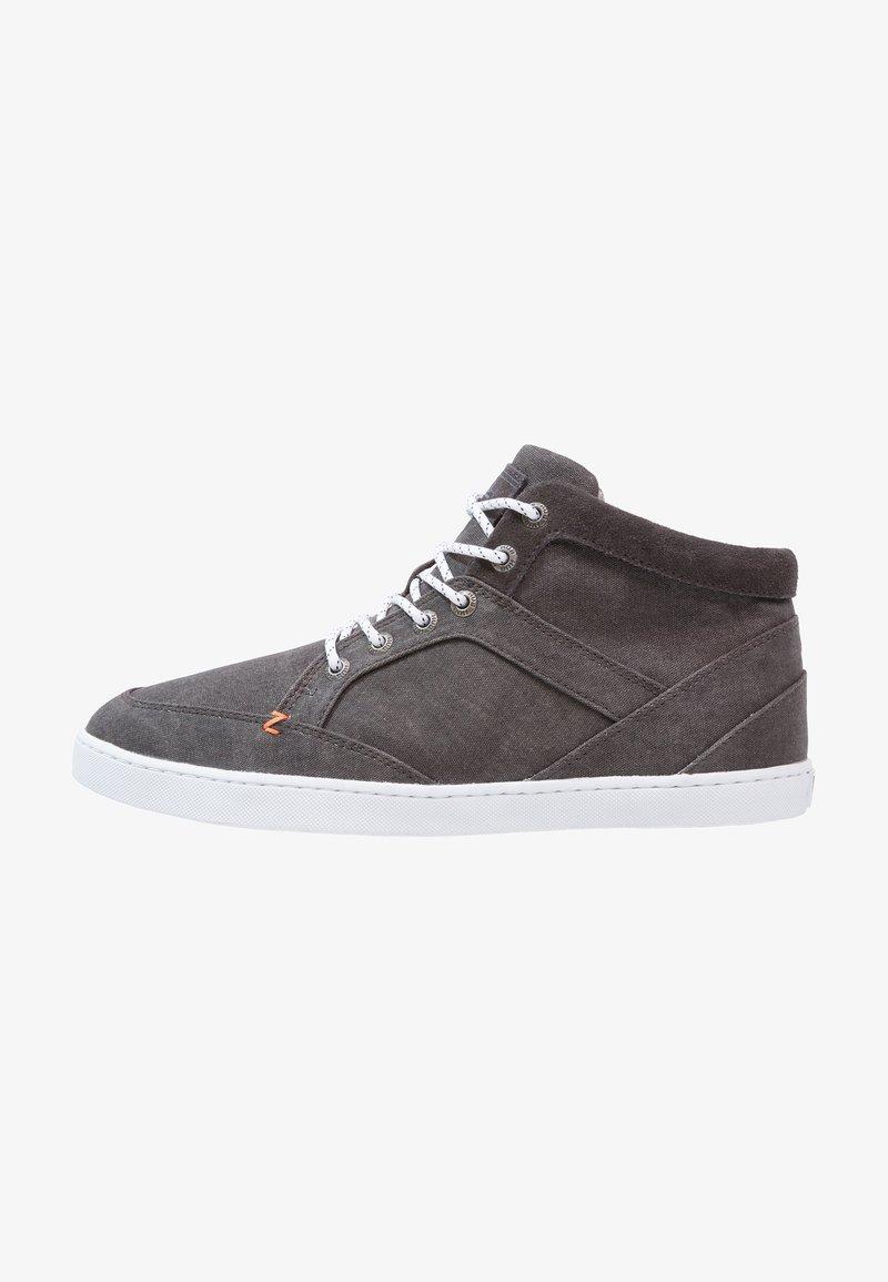 HUB - PANAMA - Sneakers high - black/white