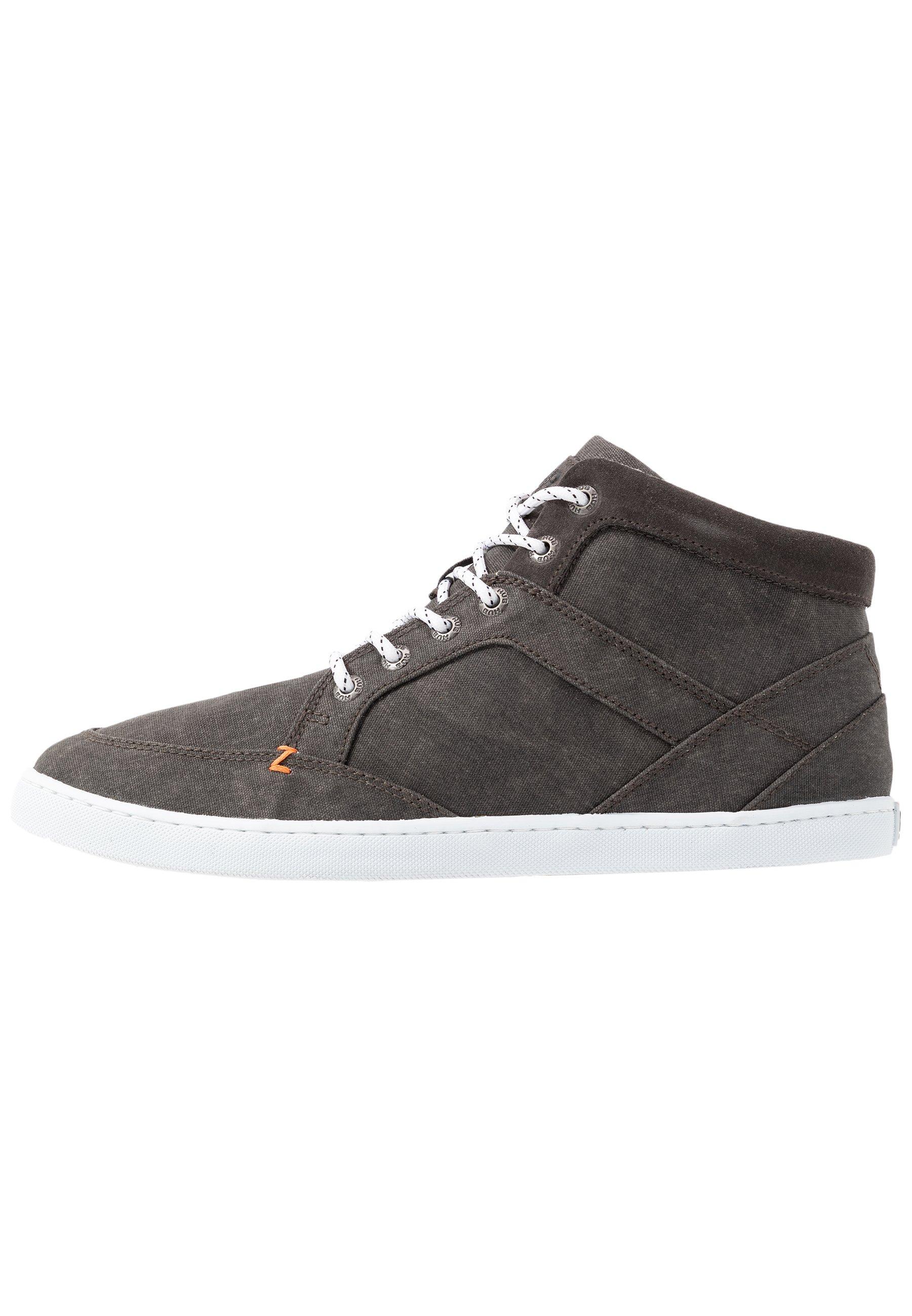 PANAMA Sneakers hoog blackwhite