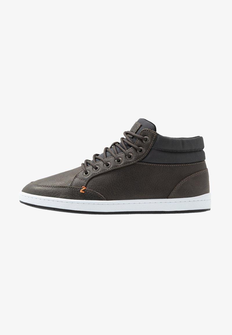HUB - INDUSTRY - Sneakers high - navy/white/black