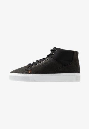 MURRAYFIELD - Sneakersy wysokie - black/white