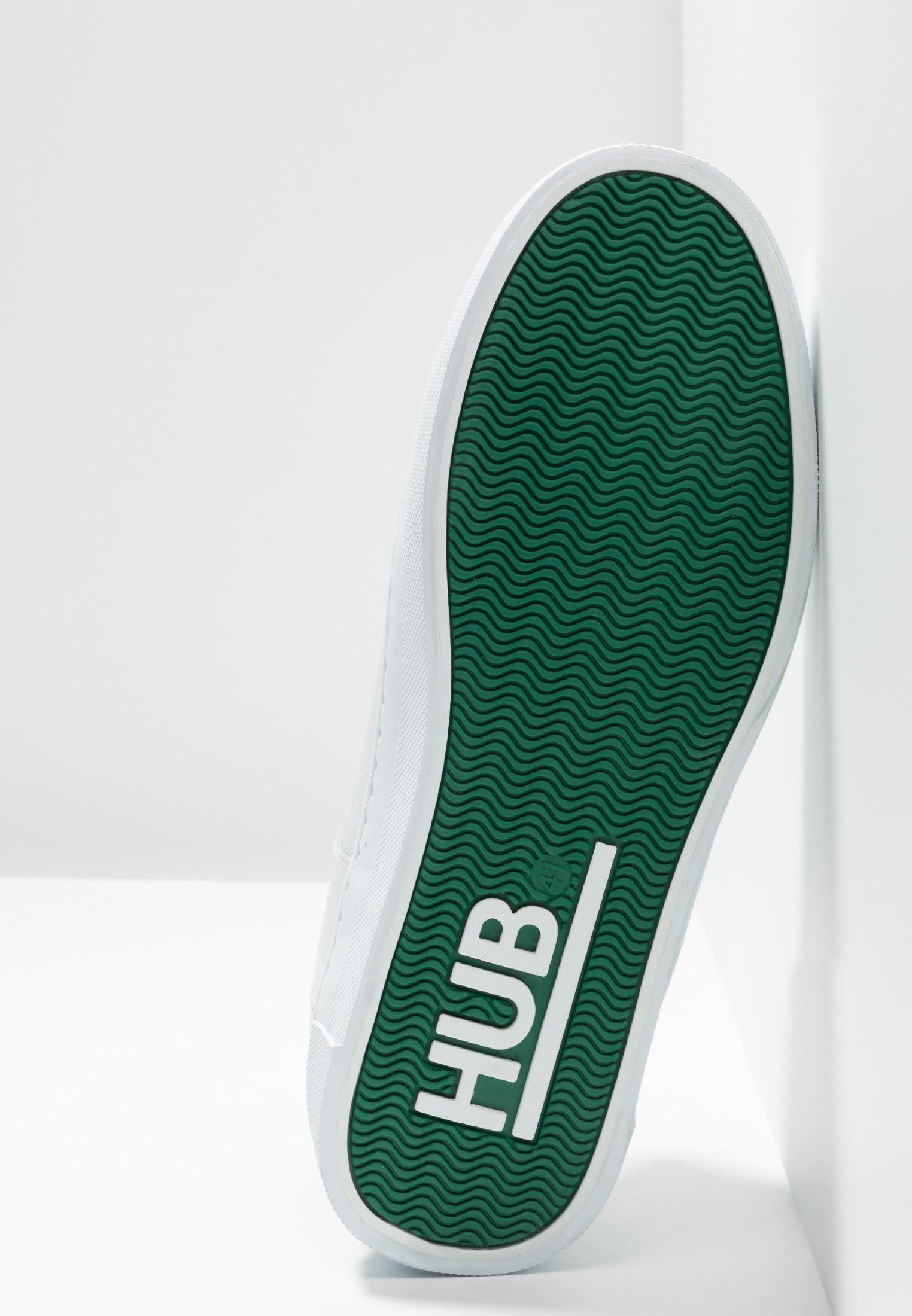 HUB TOURNAMENT - Sneaker low - white/grass - Black Friday