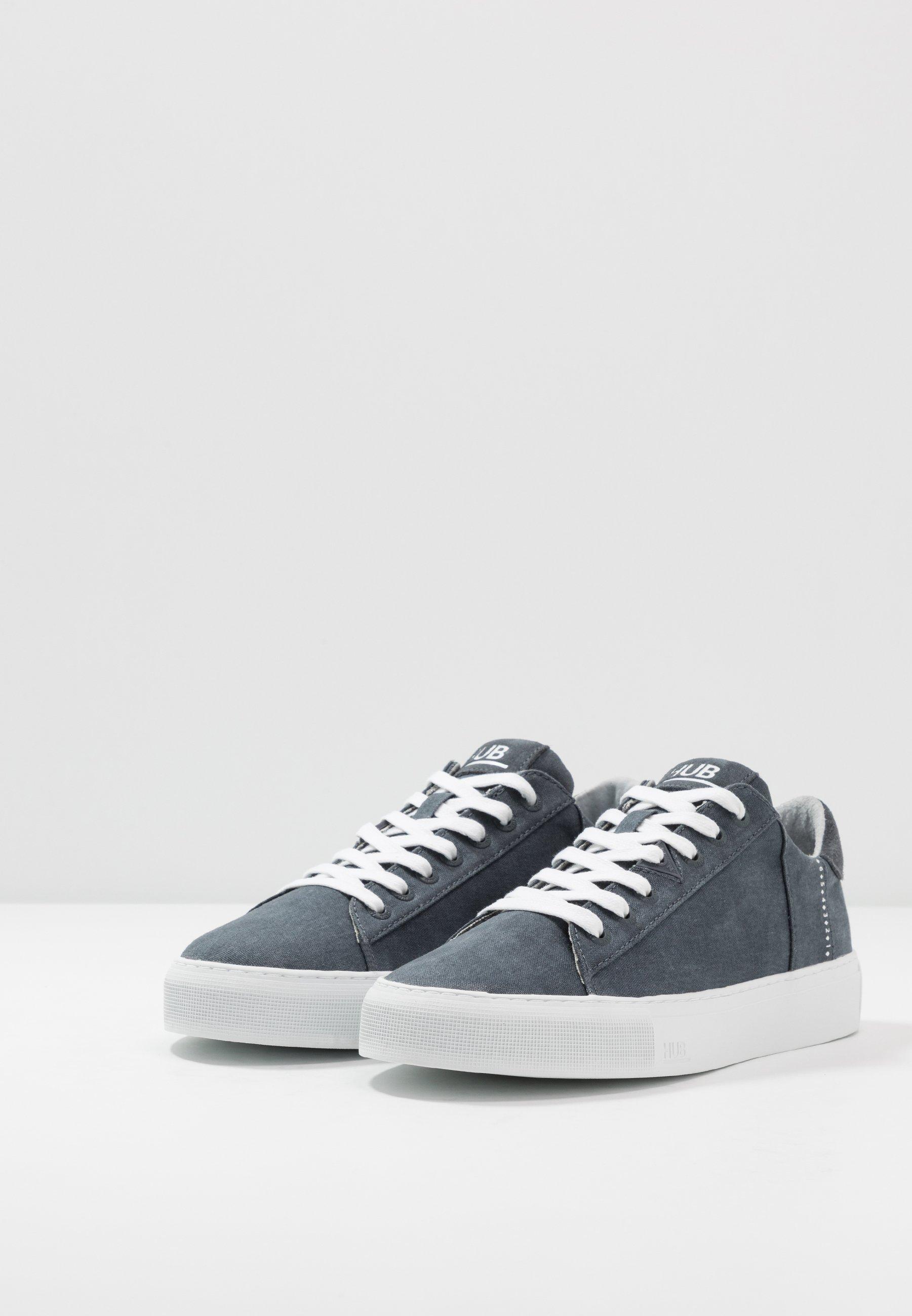 HUB HOOK - Sneakers - navy/white