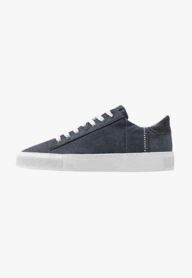 HOOK - Sneakers laag - navy/white