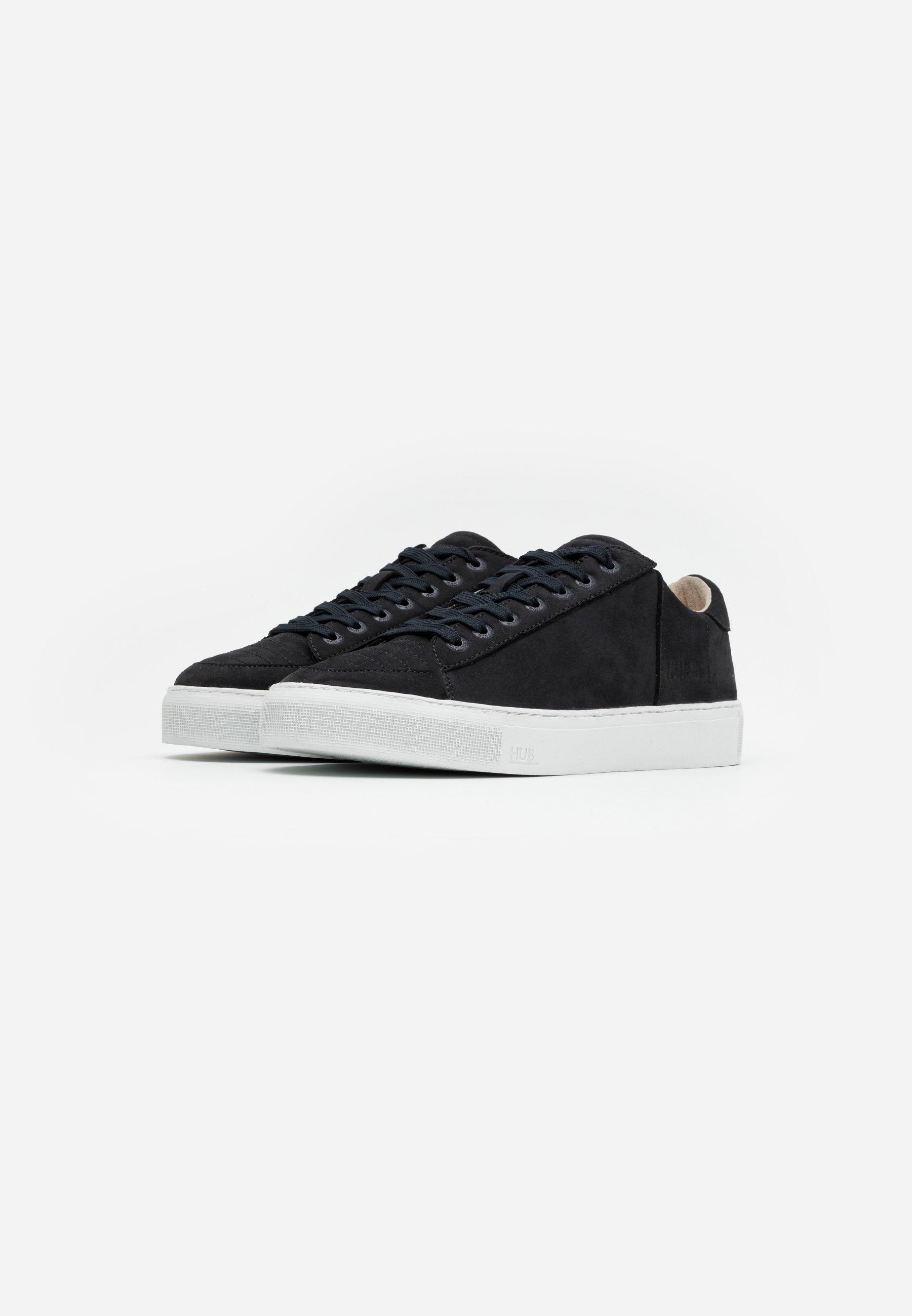 HUB TOURNAMENT - Sneakers basse - dark navy/white PuGWwcuC