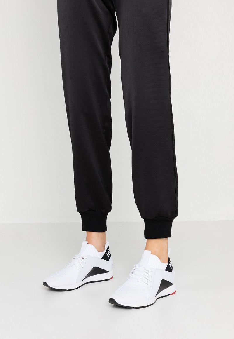 HUGO - HYBRID RUNN - Sneaker low - white