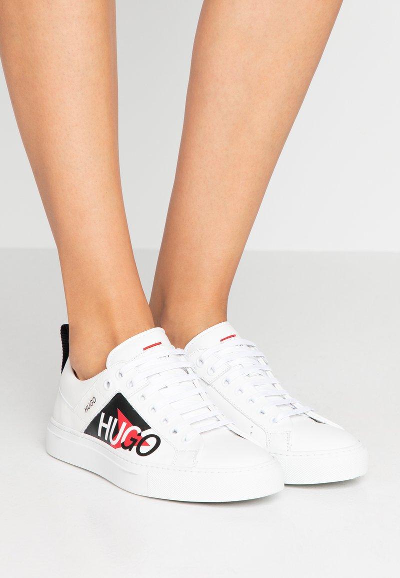 HUGO - MAYFAIR - Sneaker low - white